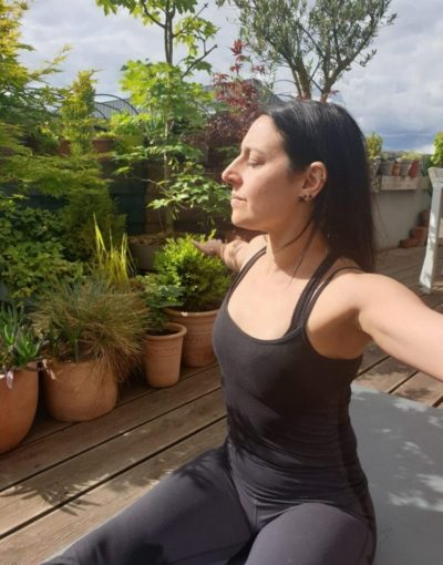Adeline- Mouna Yoga Toulouse